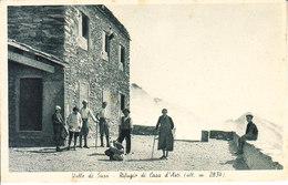 ITALIA -  VALLE DI SUSA - Rifugio Di Casa D'Asti, Animata, Anni 20 - 2019-310 - Italie