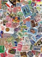 200 Timbres Tous Pays Oblitérés + Lots De Petits Timbres En Cadeau ....destokage Petit Prix..lot N° 20 - Lots & Kiloware (mixtures) - Max. 999 Stamps