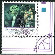 A13-12-3) BRD - Mi 2076 ECKE REU - Zentrisch OO Gestempelt - 300Pf   Richard Strauss - Usados