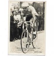 PHOTO ATP PARIS  GRAND PRIX DES NATIONS  1947  FAUSTO COPPI - Ciclismo