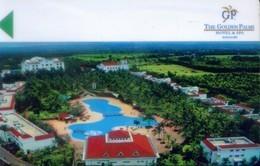 India Hotel Key, The Golden Palms Hotel & Spa Bangalore  (1pcs) - Indien