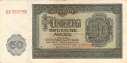 50 Deutsche Mark Deutsche Notenbank (DDR) 1948 - 5 Deutsche Mark