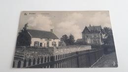 * BIERWART L'Imprimerie Personnages Oblitéré En 1912 - Fernelmont