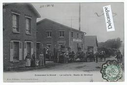 CREVECOEUR-le-GRAND (60) - La Laiterie - Route De Breteuil - Crevecoeur Le Grand