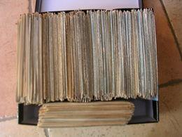 LOT DE + DE 300 CARTES POSTALES 10X15 DENTELEE COULEUR + 200 N & B + 200 N & B Non Dentelée = 700 ( VRAC ) - Cartes Postales