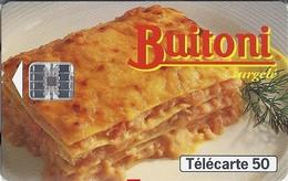 BUITONI - Alimentation