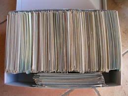 LOT DE + DE 800 CARTES POSTALES 10X15 ( VRAC ) - Cartes Postales