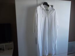 Chemise De Nuit Coton Ete Femme Vintage - Vintage Clothes & Linen