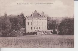 CÔTE D'OR - MESSIGNY - Le Château  De Ventoux - France
