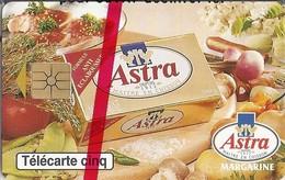 ASTRA - Alimentation
