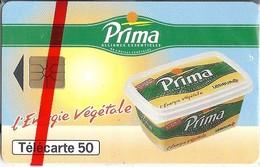 PRIMA - Alimentation