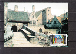 2923 Bruges - Béguinage - Cartes-maximum (CM)