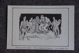 Histoire : Néron Essayant Les Poisons. - History