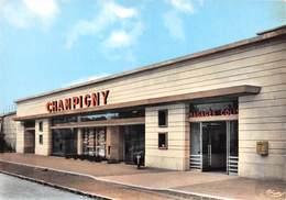 Saint-Maur - La Nouvelle Gare De Champigny - Saint Maur Des Fosses