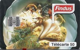 FINDUS RESTAURATION - Alimentation