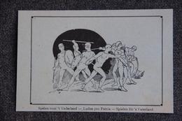 Histoire : LUDUS PRO PATRIA - History