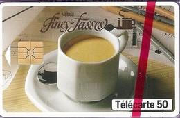 NESTLE FINES TASSES - Alimentation