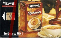 MAXWELL CAPPUCCINO - Alimentation