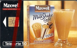 MAXWELL MILK SHAKE CAFE - Levensmiddelen