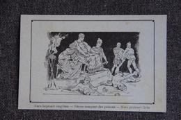 Histoire : NERON Essayant Les Poisons. - History
