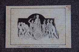 Histoire : Le Char De CESAR - History