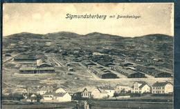 Sigmundsherberg Mit Barackenlager - War 1914-18