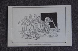Histoire : Militaria, Coloniaux - Le Combat - History