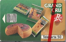 GRAND CRU - Alimentation