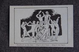 Histoire : Allégorie De La Danse - History