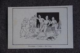 Histoire : Militaria, Coloniaux - L'alerte - History