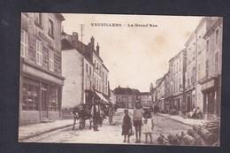 Vente Immediate Vauvillers (70) La Grand ' Rue ( Grande Rue Animée ) - Autres Communes
