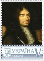 Ukraine 2017, World Literature, Writer Charles Perrault, 1v - Ukraine