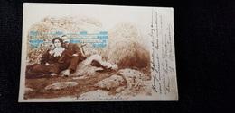 Cpp Seine Rocher Bois Portrait MAUBOUSSIN HENRY GABRIELLE Et SUZANNE Adr Horlogerie CH M.. EXMES 61 ORNE - Généalogie