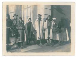 RO 01 - 15631 ORAVITA, Caras-Severin, ETHNICS, Romania - Old Postcard, Real PHOTO 12/9 Cm - Unused - Romania