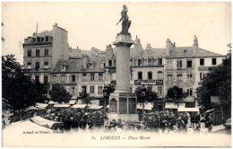 56 LORIENT - Place Bisson - Lorient