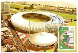 DZ - 2014 - CM Maximum Card Stadiums Beira Rio BRAZIL FIFA World Cup Football Estadio Stades Stadion Stadien - Stades
