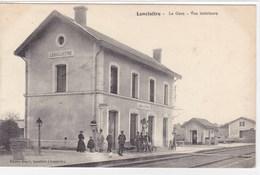 Vienne - Lencloître - La Gare - Vue Intérieure - Lencloitre