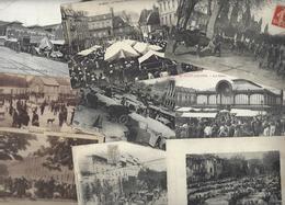 Lot 1639 De 10 CPA Marché Marchés Market Déstockage Pour Revendeurs Ou Collectionneurs - Cartes Postales