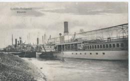 Boot - Bateau - Ship - Shiff - Lobith-Tolkamer - Rijnzicht - Uitgave G. Spekking - 1925 - Paquebots