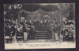 CPA 30 - ALAIS - ALES - Grand Concours Inter. Musiques Des 24 25 26 Juin 1905 - Fête à La Prairie Tribune Officielle TB - Alès