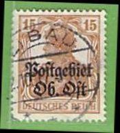 MiNr.6 O  Deutschland Deutsche Besetzg,1.WK Oberbefehlshaber Ost - Occupazione 1914 – 18