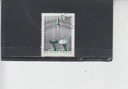 UNGHERIA  1962- Yvert  1713 - Astronomia - Astrologia