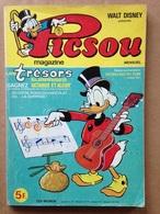 Disney - Picsou Magazine - Année 1978 - N°81 (avec Grand Défaut D'usure) - Picsou Magazine