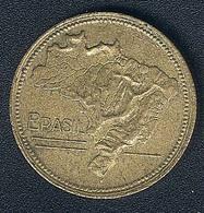 Brasilien, 2 Cruzeiros 1955 - Brazil