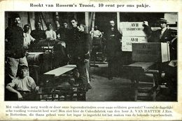 ROSSEM'S TROOST TABAC TABACO - Reclame