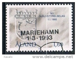 Aland 1993 - Used New Home Ruling Law - Aland