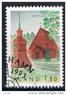Aland 1993 - Used The Sottungan Church - Aland