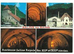 CP Salins Les Bains (39) Ancienne Saline Royale - Frankreich