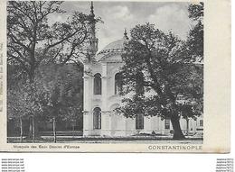Mosquée Des Eaux Douces D'Europe - Constantinople - Turkey