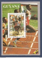 Guyana - Guyane - Bloc Oblitéré - 1988 - Guyane (1966-...)